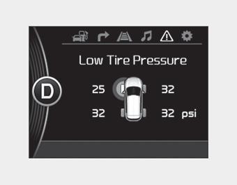 Check Tpms System >> Kia Sportage Check Tire Pressure Tire Pressure